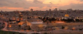 oldandnewcityJerusalem