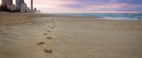 footprintsinsand#1