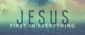 Jesusfirstineverything