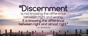 Discernment#1