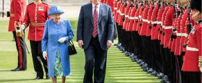 Queen-Elizabeth-and-President-Trump