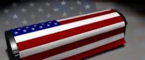 Flag-Draped-Coffin