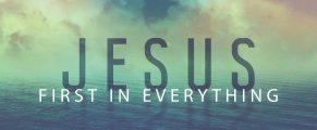 Jesusfirstineverything