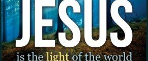 Jesusis the Light