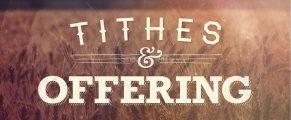 tithesandofferings