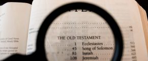 Old Testament List of Books