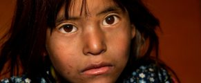 Hispanic Pour Hungry Latin Street Kids Ethnic