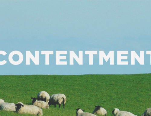 The Secret of Contentment (Audio sermon + transcript): Preacher, Alistair Begg