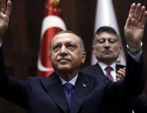 Erdogan's Ambitions Go Beyond Syria. He Says He Wants Nuclear Weapons + MORE…