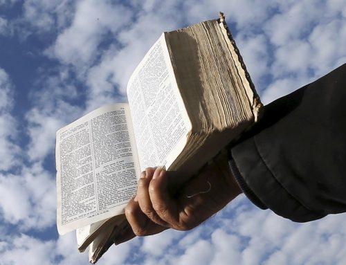 VIDEO: Alistair Begg sermon on Sunday, April 19th, 2020 (Habakkuk Chapter 3)
