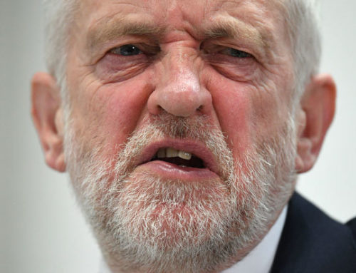 Jeremy Corbyn Poses a Potent Threat to Western Security