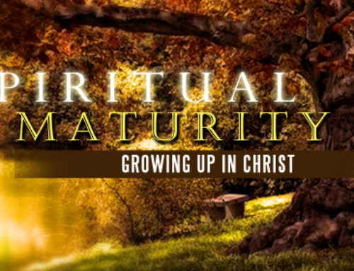 On to Maturity (Audio) — by Sinclair B. Ferguson
