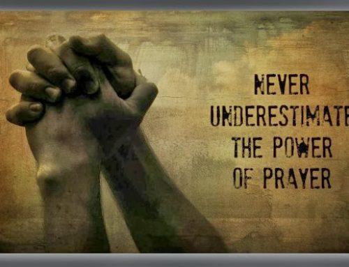 Discipleship: Prayer Larger Beyond Self — Prayer Requests for 05/30/2020