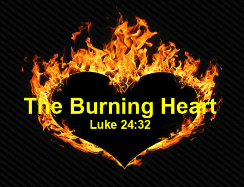 Burning for the Word of God
