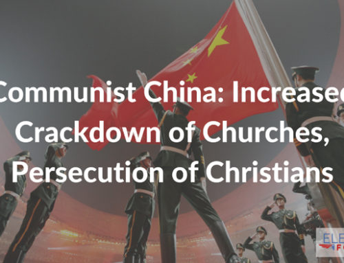 """Epidemic Prevention"" Chinese Communist Party Style: Persecute Religious Minorities"
