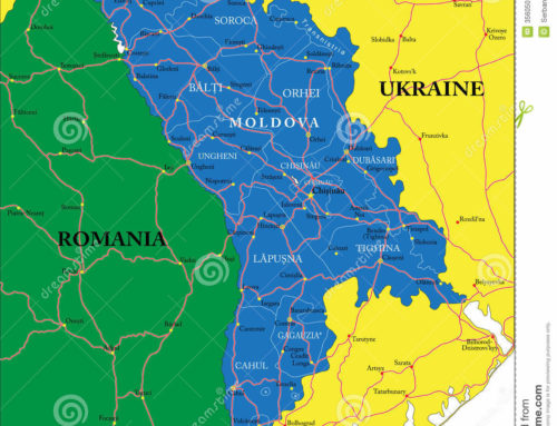 Christians Take the Word of God to People of Moldova