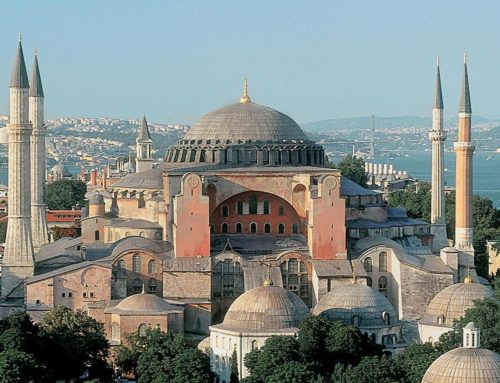 "Turkey's Hagia Sophia: ""It's Like If Saint Peter's Had Been Turned Into a Mosque"""