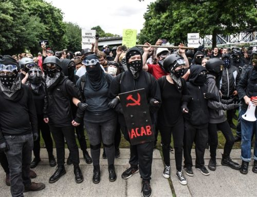 Antifa and the Terror Designation Matrix (Video)