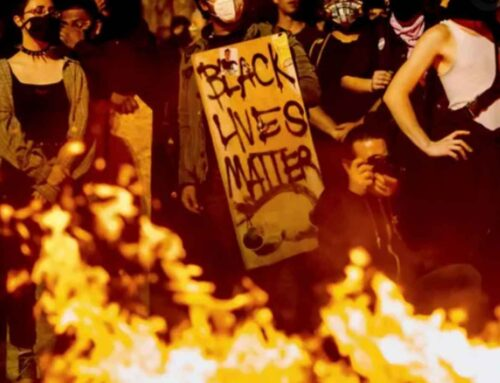 Black Lives Matter, Antifa, and the Communist Strategy to Destroy the United States