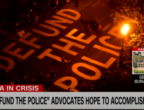 Two Officers Mostly Peacefully Shot in Mostly Peaceful Black Lives Matter Riots in Louisville