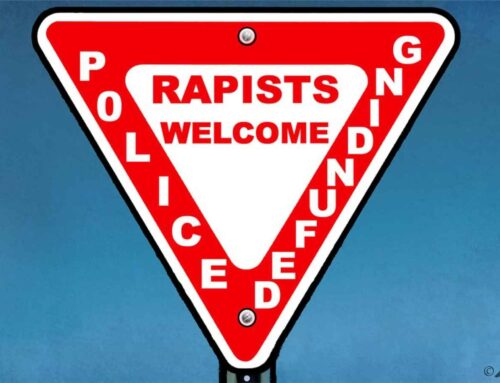 The Godmother of Police Defunding Tried Restorative Justice, But He Kept Raping