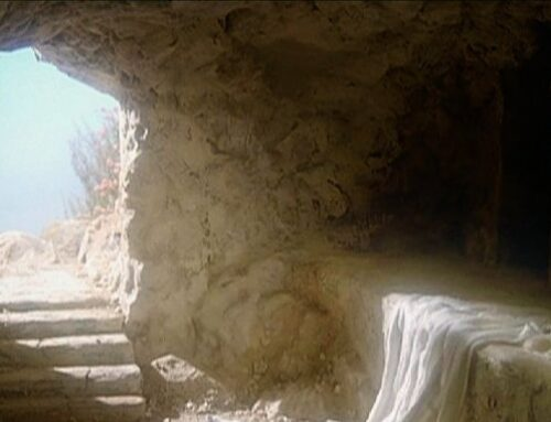 """""""Through the Death of Christ We Are Blessed"""""""