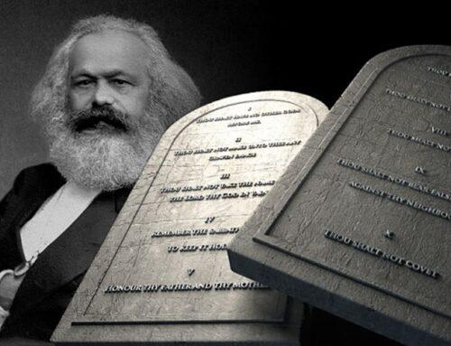 Ten Commandments Rule Out Socialism