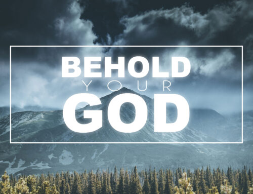 "VIDEO: ""Behold Your God!"" (Part Two) — Speaker, Alistair Begg"