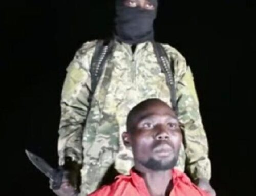 Boko Haram Death-Threat Ultimatum to Kidnapped Nigerian Pastor