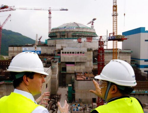 'Imminent Radiological Threat': Communist Chinese Nuclear Plant Leaking, China Releasing Gas On Surrounding Area, French Company Warns U.S. Government