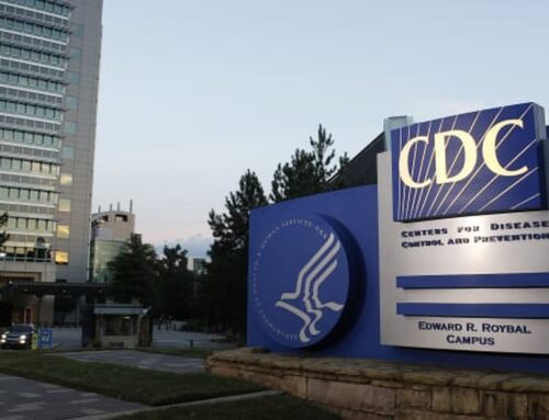 CDC justified new mask guidance based on vaccine study listed as failing peer review