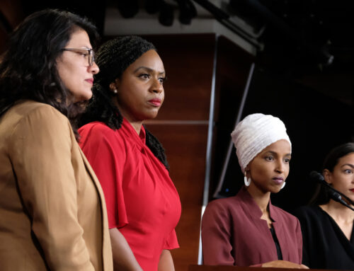 """The Squalid """"Squad"""" Is Trying to Destroy Bipartisan Support for Israel"""
